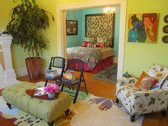 The Tiny Abode: July 2010
