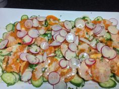 Marcella Hazan's Orange and Cucumber Salad http://www.delightfulpalate.net/content/we-are-cooking-celebrate-50-th-birthday