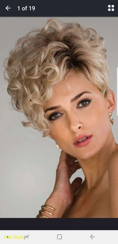 Short hair for weddings short hair cuts, short permed hair, short grey hair, Asymmetrical Bob Haircuts, Short Curly Haircuts, Short Wavy Hair, Short Wedding Hair, Curly Bob Hairstyles, Girl Short Hair, Short Hairstyles For Women, Curly Hair Styles, Hairstyle Short
