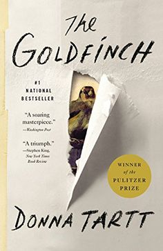 The Goldfinch: A Novel (Pulitzer Prize for Fiction) - Donna Tartt. Shopswell | Shopping smarter together.™