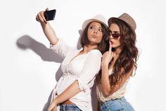 Trucos para hacer un selfie