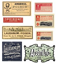 15 Free Vintage Medical Halloween Images | Remodelaholic.com