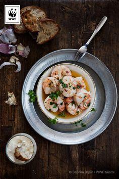 5 nopeaa pikkuruokaa uudenvuoden kala- ja äyriäispöytään - Soppa 365