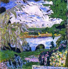 Pierre Bonnard Landscape