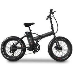 ae89ed0e705 Emojo Lynx 36V 500W Folding Fat Tire Electric Bike Rear Brakes, Front  Brakes, Fat
