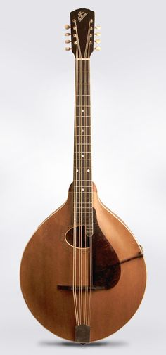 Gibson K-1 Carved Top Mandocello (1912)