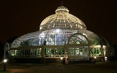 Sefton Palm House, LIverpool