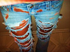 Image uploaded by Laura Kirk. Find images and videos about love, fashion and jeans on We Heart It - the app to get lost in what you love. Holy Jeans, Grunge, Kawaii, Punk, Girl Fashion, Womens Fashion, Fashion Tv, Spring Fashion, Fashion Dresses