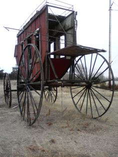 STAGE COACH..cant find any infor on this yet..but its a old one.