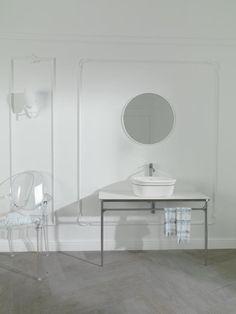 KRION® Blog – Porcelanosa Solid Surface » KRION® Bath – EPOQUE made with SWAROVSKI ELEMENTS