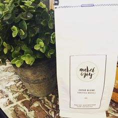 Just bought some of this yummy museli from James from @mabelandjoy @discoverymarkets
