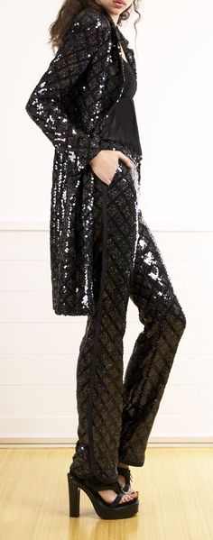 CHANEL #Sequins, Oh this is GREAT! TG