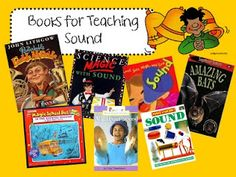 Books for teaching sound