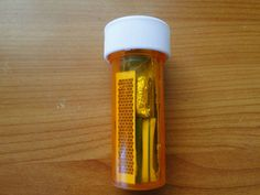 Survival Kit In A Pill Bottle - Great for the car and a 72-hour kit.