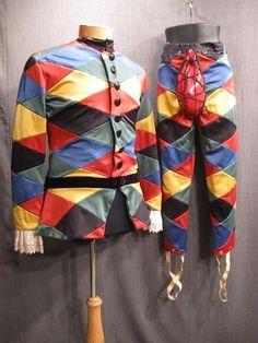 Renaissance Harlequin Suit