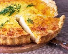 Quiche au crabe et au gruyère : http://www.cuisineaz.com/recettes/quiche-au-crabe-et-au-gruyere-81758.aspx