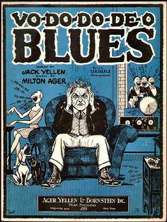 Sheet Music & LP Covers | Flickr - Photo Sharing!