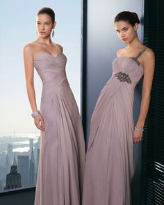 vestidos para dama de honor4 Imágenes de Vestidos para Damas de Honor