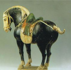 Tang Dynasty horse statute
