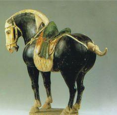 Tang Dynasty horse statute