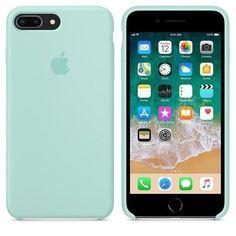 iPhone Silicone Case (Marine Green)
