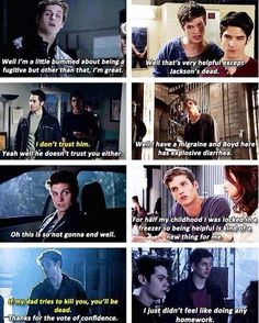 The best of Isaac Lahey (Daniel Sharman)