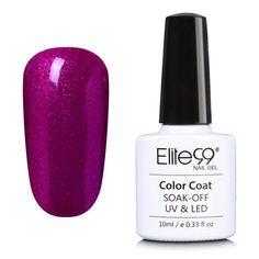 Elite99 New Arrival One Step UV Gel 3 in 1 - 70 Colors