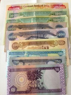 The Real Score Behind Iraq S Currency Dinar With How Has Caught World Attention