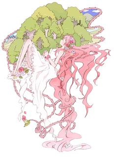Art by Hinakawa Matsuri Anime Art Girl, Manga Art, Aesthetic Art, Aesthetic Anime, Character Art, Character Design, Cute Art Styles, Fanarts Anime, Wow Art