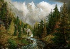 mountain valley 13a by andrekosslick on DeviantArt