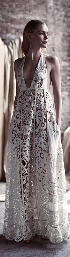 Kate Bosworth wearing a Valentino gown in The Edit. #hopeandmay #inspiration
