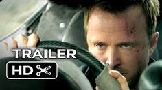 Need For Speed Official Trailer #1 (2014) - Aaron Paul Movie HD - YouTube