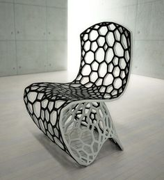 Voronoi Chair | Interior Pieces