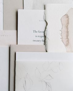Xenia Motif Creative Studio - 7 Tips and Ideas for your Sustainable Green Eco-Friendly Wedding Stationery Paper, Stationery Design, Wedding Stationery, Wedding Invitations, Invites, Invitation Suite, Invitation Design, Wedding Paper, Wedding Cards