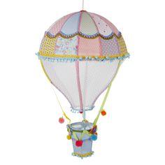 TAJ Wood & Scherer - Ahoy Balloon Lampshade