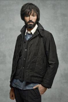 ts(s) 2015 Fall/Winter Lookbook - Model: Gabriel Gay
