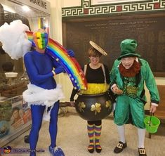 Lucky Charms Costume - Halloween Costume Contest via @costume_works