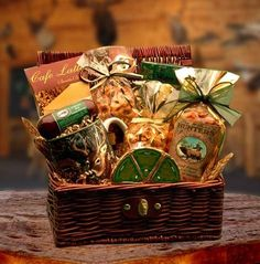 Hunting Season All Year Gourmet Hunting Gift Basket for Holidays Birthdays or Fathers Day * Find out more about the great product at the image link.
