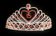 Tiara - quinceanera traditions and customs Quinceanera Traditions, Quinceanera Tiaras, Quinceanera Planning, Quinceanera Party, Quinceanera Dresses, Birthday Party For Teens, 15th Birthday, Birthday Cake, Chambelanes