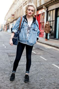 Street Style Photoblog - Fashion Trends - Louise, London