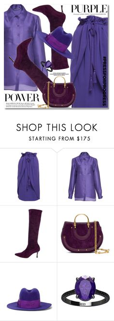 Designer Clothes, Shoes & Bags for Women Ladies Day, Manolo Blahnik, Shoe Bag, Purple, Polyvore, Stuff To Buy, Clothes, Shopping, Collection