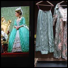 Lady Caroline - Polly Williams costume