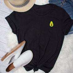 Smiling Avocado T-Shirt, Unisex T-Shirt, Pocket Print T-Shirt, Pocket T-Shirt, Avocado T-Shirt, Funny Avocado T-Shirt by FunTeazz on Etsy Avocado T Shirt, Unisex, Cool T Shirts, Funny, Nike Jacket, Pocket, Etsy, Fitness, Fabric