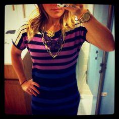 Loving my LOFT sweater dress!!