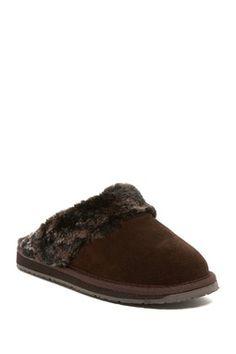 0d08b80cd57 Sondra Scuff II Faux Fur Slippers Womens Slippers
