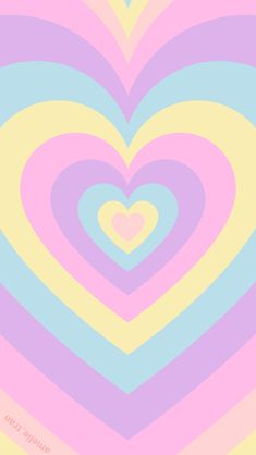 Hippie Wallpaper, Soft Wallpaper, Heart Wallpaper, Iphone Background Wallpaper, Aesthetic Iphone Wallpaper, Pretty Wallpapers, Cute Cartoon Wallpapers, Plakat Design, Minimalist Wallpaper
