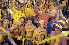 ecu basketball fans - Google Search