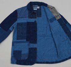 """Японские заплатки, или """"Boro"""" в дизайне одежды. Часть вторая: современность - Ярмарка Мастеров - ручная работа, handmade"""
