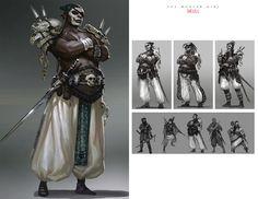 Skull - Dark Merchant