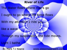 Energy flows where attention goes. Water Flow, Waves, Life, Ocean Waves, Beach Waves, Wave